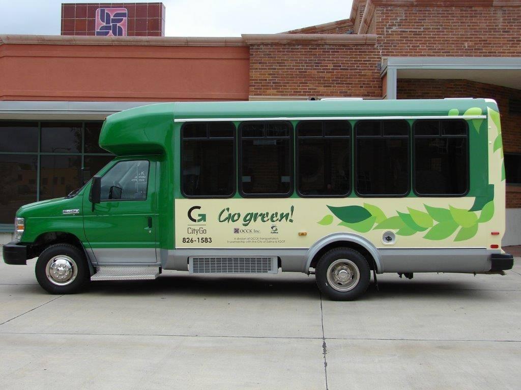Salina CityGo General Public Transportation – OCCK